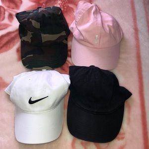 Bundle of 4 hats